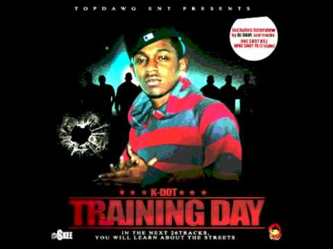Kendrick Lamar (Kdot) - Training Day [Full Album] Mp3