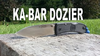 Recenzja Ka-Bar Dozier 4062