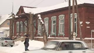 Верхнеуральск архитектурный