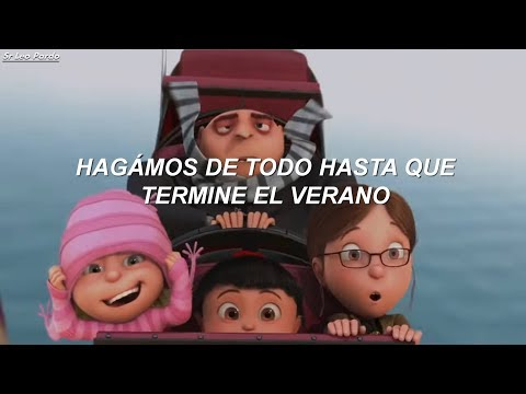 DESPICABLE ME - Fun Fun Fun (By: Pharrell Williams) | Canción Completa // Subtitulado al Español