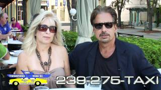 Have Fun Tonight Call a Blue Bird Taxi or Yellow Cab Fort Myers Florida