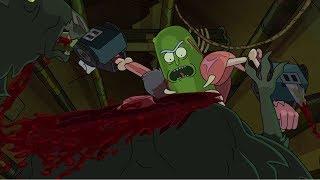 Огурчик Рик убивает Крыс
