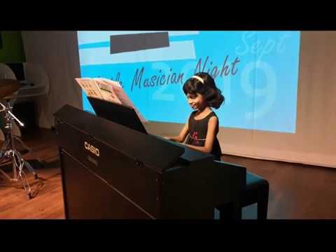 Little Musician Night - Abigail Anne Samson