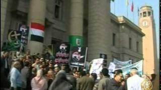 تواصل احتجاجات المسيحيين في مصر على هجوم الكنيسة