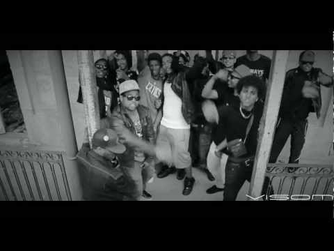 Visom Filmes - T.Yayo - Dentu Street ft Robs ( Oficial Video Clip 2012)