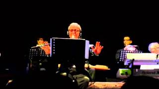 Franco Battiato - Arabian song (Teatro Metropolitan di Catania) 27-05-2014