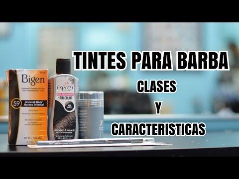 TINTES PARA BARBAS Y REALCES CAPILARES