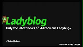 News Miraculous ladybug. Новости Леди баг и Супер кот.