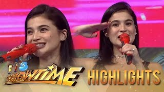 It's Showtime: Anne shares what she went through while filming