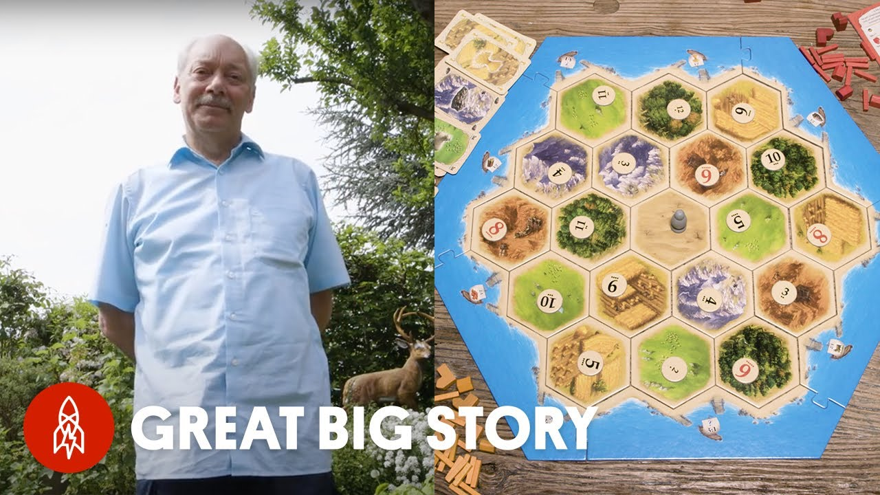 The Secret To Winning Catan According To The Creator's Son? Complain… A Lot