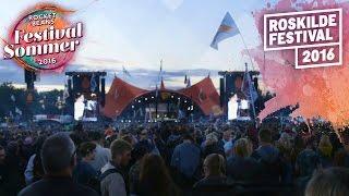 Roskilde Festival 2016: Food Tour #2, Interviews: Kakkmaddafakka & Liss | Festivalsommer | 01.07.16