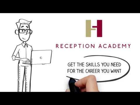 Reception Academy Hotel Courses - YouTube