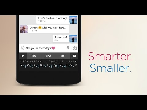 This Smart, Tiny Phone Keyboard Would Be Amazing… If It Works