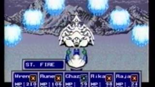 Picture of a game: Phantasy Star IV: The End Of The Millennium