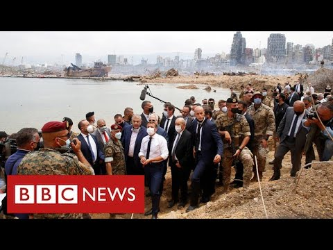 Fury in Beirut over failures that led to devastating explosion - BBC News