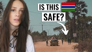 Is The Gambia SAFE? (I Didnt Expect This) | Africa Travel Vlog