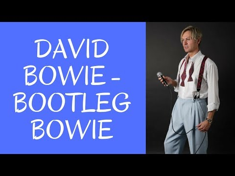 David Bowie - Bootleg Bowie UK Video