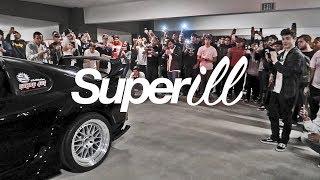 The Craziest Car Meet in California | SuperiLL 2017