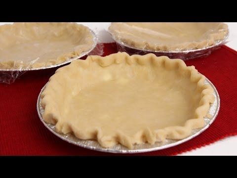 How to Freeze Homemade Pie Crust – Laura Vitale – Laura in the Kitchen