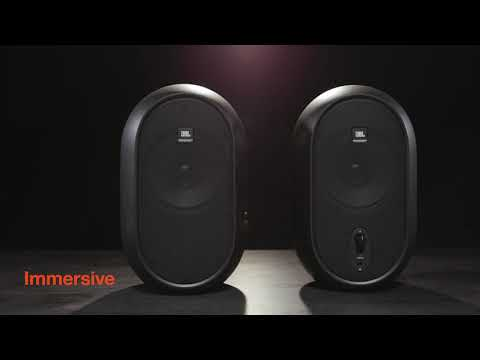 JBL 104 Compact Reference Monitors