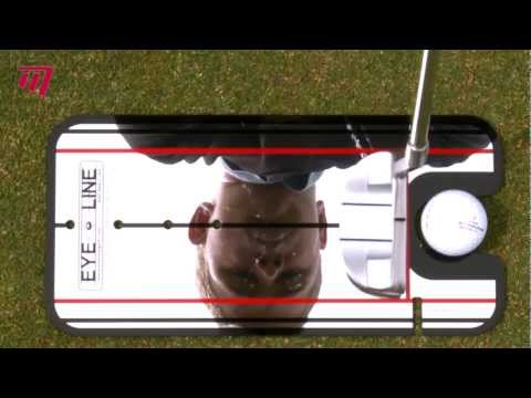 Masters Golf - Eyeline Putting Alignment Mirror (PE146)