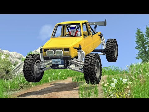 Off Road Crashes & Fails #31 – BeamNG Drive | CrashBoomPunk