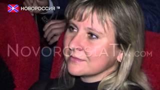 Вечер памяти Влада Листьева в Донецке