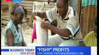 Fish industry expands in Kisumu as traders convert waste into leather
