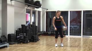 Részlet A Body-Balls COMPLEX 8-ból - Majka Blokk - Cseresnyés Beáta Master Trainer-rel
