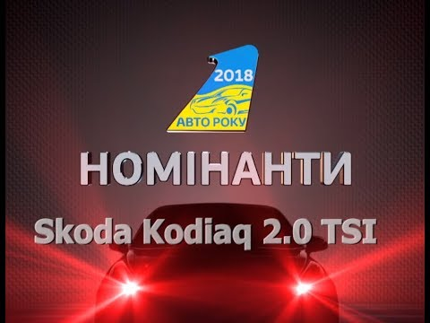 Skoda  Kodiaq Паркетник класса J - тест-драйв 6