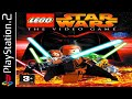 Lego Star Wars: The Video Game Story 100 Full Game Walk