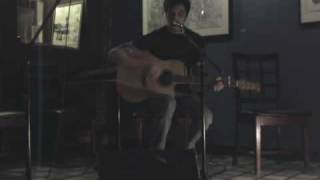 The Juliana Theory- August in Bethany open mic cover