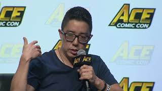 Andy Park: Marvel Cinematic Universe Panel   ACE Comic Con Seattle