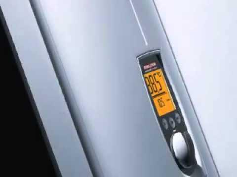 Проточный водонагреватель Stiebel Eltron DHE 18/21/24 Sli Video #1