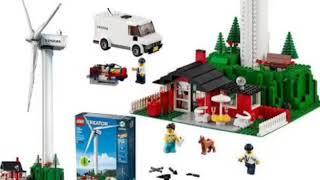 Lego Creator Expert. Vestas Wind Turbine