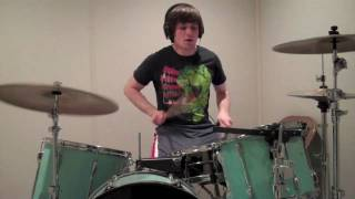 Acceptance - This Conversation Is Over (Drum Cover)
