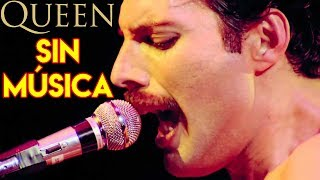 ¡Así Suena FREDDIE MERCURY Sin Música!  Simplemente Hermoso - Queen