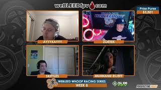 WeBleedFPV Team Whoop Sim Series Week 8