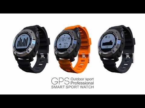 Professional GPS Outdoor sport Smart Watch -S928 Show