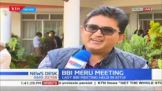 How Meru leaders are preparing for the BBI meeting