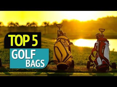 TOP 5: Golf Bags 2018