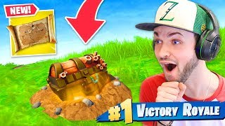 OPENING the *NEW* Buried Treasure + WINNING!