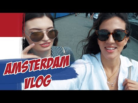 VLOG | Meryemcan ve Sebibebiyle AMSTERDAM