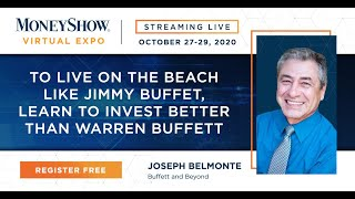 To Live on the Beach Like Jimmy Buffett, Learn to Invest Better than Warren Buffett