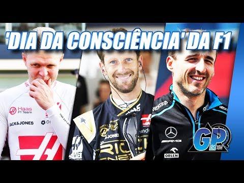 O 'Dia da Consciência' da F1: um tem; o outro, não | GP às 10