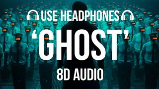 """Marvin Brooks - Ghost (2WEI Remix) (8D AUDIO) [O.S.T of SAD-ist's """"Hog Hunt] [Inspired From Sad-Ist]"""