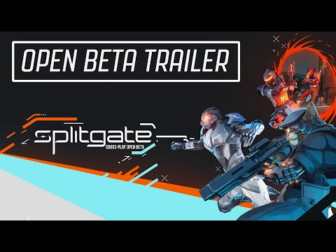 Splitgate Open Beta Trailer | PlayStation, Xbox, and PC July 13th with Cross-Play! de Splitgate
