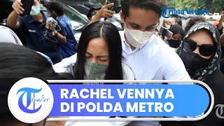 Penampilan Rachel Vennya di Polda Metro Jaya, Terlihat Lemah dengan Tatapan Sayu
