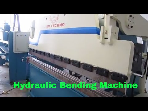 Hydraulic Variable Rake Angle Shearing Machine