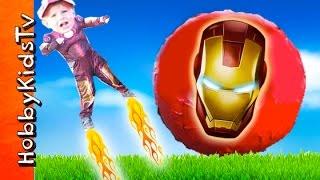 Giant Surprise IRON-MAN Egg